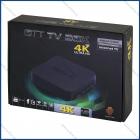 TV Android приставка MXQ-4K