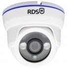 Видеокамера гибридная купольная 1.3 MPX (960P)  / CVBS (960H)