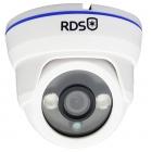 Видеокамера купольная 2 MPX (1080P) AHD-CVI