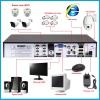 Видеорегистратор AVLINE AHD 1080N (2MPX)  4 канальный