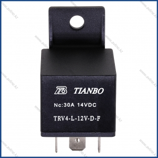 Реле электромагнитное 12V 30A